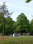 Zittend figuur Nijmegen